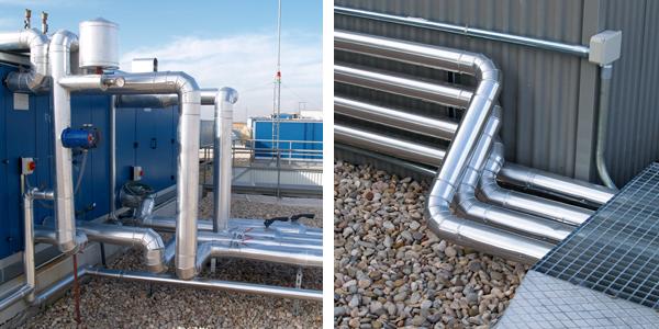 Servicios de aislamiento t rmico aislamientos la mancha - Tipos de aislantes termicos ...