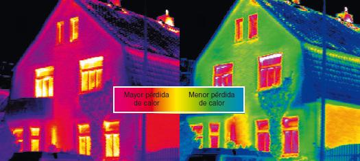 termografía vivienda