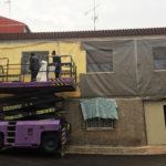 aislamiento exterior de edificios