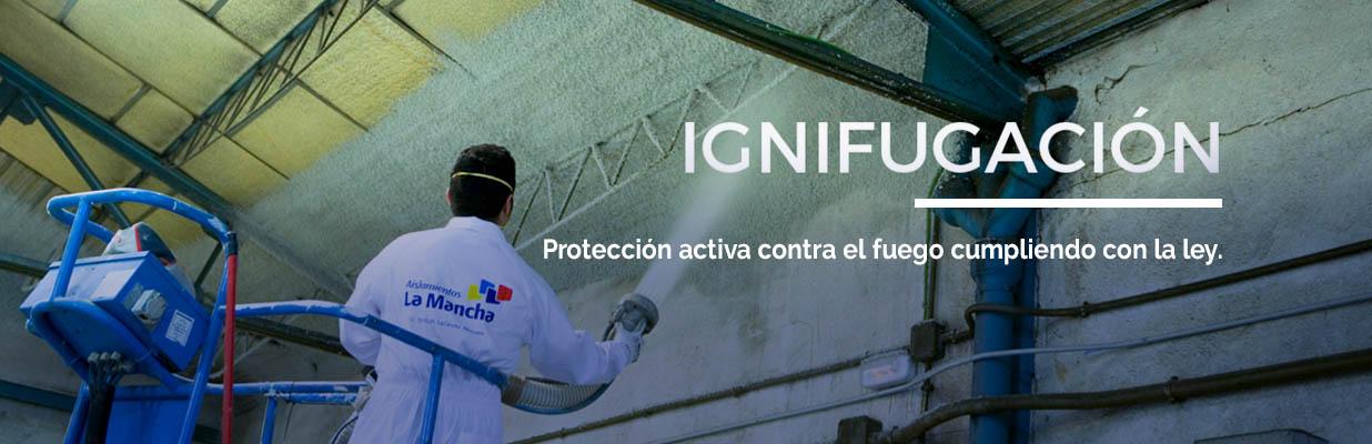 proteccion activa contra el fuego
