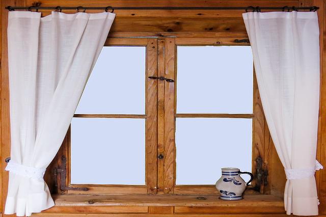 Aislar ventanas del frío con muy poco esfuerzo principal
