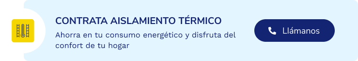 aislamiento termico