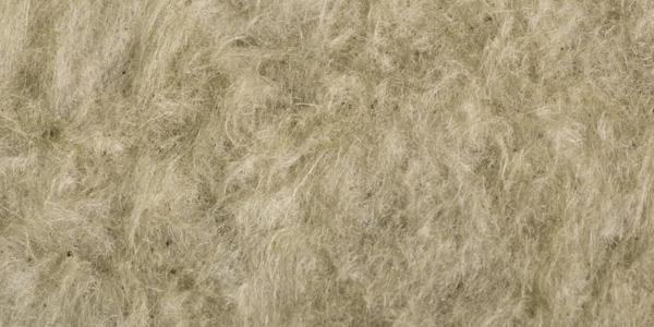 Fibras de lana de roca aislante térmico