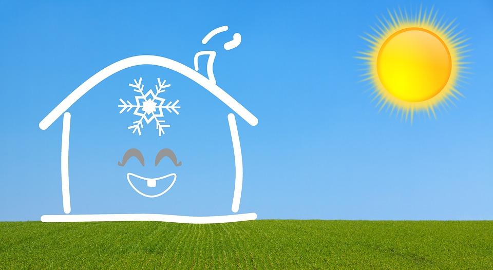 la salud y el aire acondicionado