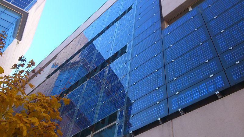 ventanas que generan electricidad